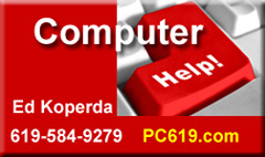 San Diego Computer Repair Pc619.com
